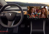 Tesla Youtube New Netflix and Youtube Find Unlikely Home In Tesla Cars