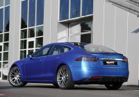 Tesla Zero Emissions Lovely Brabus Zero Emission Makes the Tesla Model S Slightly More
