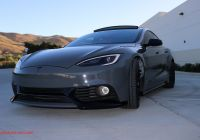 Tesla Zero Luxury Zero to 60 Designs Reveals Tesla Model S Bodykit