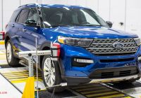 The 2020 ford Explorer Best Of 2020 ford Explorer is the Quietest yet Here S How they Did