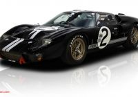 The 2020 ford Gt Inspirational 1966 Le Mans Winning ford Gt40 Restoration Video Part One