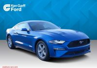 The 2020 ford Mustang Unique New 2020 ford Mustang Ecoboost Rwd 2dr Car