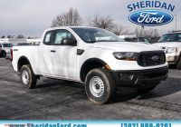 The 2020 ford Ranger Best Of New 2020 ford Ranger Xl 4wd
