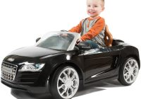 Toddler Electric Car Beautiful Rollplay Audi R8 Spyder 6 Volt Battery Ride On Vehicle Walmart