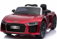 Toddler Electric Car Luxury New Shape Licensed Audi R8 Spyder 12v Children S Electric Ride On