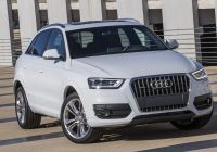 Top Rated Suv 2015 New 2015 Audi Q3