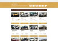 Top Sedans 2015 New Let S Drive Amazing Car Rental & Sale Psd Template