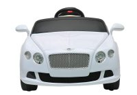 Toy Cars for Kids to Drive New Bentley Gtc Kids 6v Electric Ride On toy Car W Parent