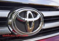 Toyota Airbag Recall Lovely toyota Tm Recalls 1m Vehicles Over Faulty Airbag issue
