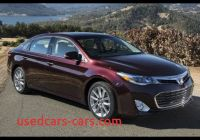 Toyota Avalon Won't Start Awesome 2013 toyota Avalon Start Up and Review 3 5 L V6 Day Time
