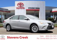 Toyota Certified Used Cars Elegant Certified Pre Owned 2015 toyota Camry Le Sedan 4dr Car In San Jose
