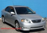 Toyota Corolla 2005 Awesome Used 2005 toyota Corolla S for Sale with S Cargurus