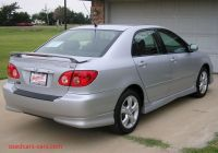 Toyota Corolla 2005 Beautiful 2005 toyota Corolla S News Reviews Msrp Ratings with