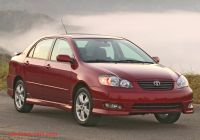 Toyota Corolla 2005 Lovely toyota Corolla Xrs 2005 Reviews Prices Ratings with