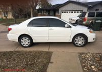 Toyota Corolla 2005 Luxury 2005 toyota Corolla for Sale by Owner In Denver Co