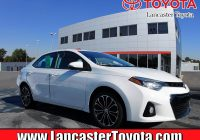 Toyota Corolla Used Cars for Sale Near Me Inspirational Pre Owned 2016 toyota Corolla S Plus 4dr Car In East Petersburg