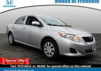 Toyota Corolla Used Cars for Sale Near Me New Pre Owned 2009 toyota Corolla Xle 4dr Car In Freehold T7301