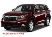 Toyota Highlander 2015 Reviews Best Of 2015 toyota Highlander Review Ratings Specs Prices and