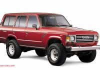 Toyota Land Cruiser Years Best Of toyota Introduces New 60th Anniversary Land Cruiser Models