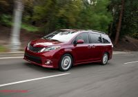Toyota Sienna 2015 Review Elegant 2015 toyota Sienna Reviews and Rating Motor Trend