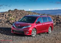 Toyota Sienna 2015 Review Inspirational 2015 toyota Sienna Reviews and Rating Motor Trend