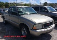 Toyota sonoma Awesome Pre Owned 2001 Gmc sonoma Club Cab Pickup In Palm Beach