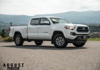 Toyota Tacoma 8 Foot Bed Lovely Pre Owned 2017 toyota Ta A Sr5