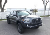 Toyota Tacoma 8 Foot Bed Luxury New 2020 toyota Ta A Trd F Road Double Cab 5 Bed V6 at Natl