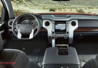 Toyota Tundra Interior Best Of 2017 toyota Tundra Interior Youtube