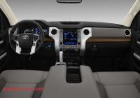 Toyota Tundra Interior Inspirational toyota Tundra 2019 Lineup Addresses Off Road Capability