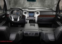 Toyota Tundra Interior Lovely 2016 toyota Tundra Reviews and Rating Motor Trend
