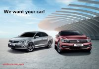 Trading In New Car Best Of Volkswagen Offers attractive Trade In Program for New