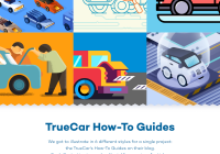 True Car.com Used Cars Elegant Truecar How to Guides On Behance
