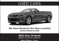 True Car.com Used Cars Fresh Gibson Used Cars Have Moved to New Location Beside True Value