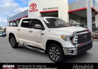 Tundra Tesla Radio Best Of Pre Owned 2019 toyota Tundra Limited 4wd Pickup