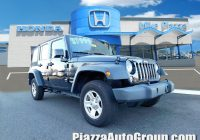 Unlimited Carfax by Vin Awesome Used 2017 Jeep Wrangler Unlimited Sport for Sale In Langhorne Pa