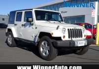 Unlimited Carfax by Vin Elegant 2010 Used Jeep Wrangler Unlimited In Dover Near Middletown De