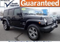 Unlimited Carfax Elegant Jeep Wrangler Unlimited for Sale In Madison Nj Madison Honda