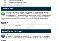 Unlimited Carfax Reports by Vin Lovely Experian Auto Check Report Scaring Used Car Ers Off