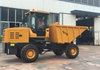 Use Truck Awesome One Stop solution 4×4 7ton Construction Use Dump Truck 4×4