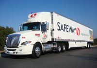 Use Truck Beautiful Albertsons Panies Increases the Use Of Bio Sel for Its Truck