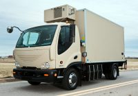 Use Truck Best Of Sel or Electric Study Offers Advice for Owners Of Urban Delivery