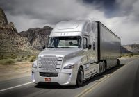 Use Truck Elegant Recovered Energy and Ultracapacitors Could Cut Big Rig Fuel Use