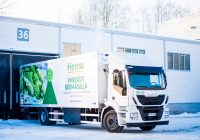 Use Truck Fresh 31 01 2019 Heinon Tukku to Use Also Finnish Biogas In Delivery Truck
