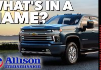 Use Truck Inspirational 2020 Chevy Silverado Hd to Use A Gm 10 Speed Transmission with An