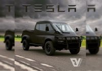 Use Truck Luxury Tesla Might Unveil Electric Pickup Truck Next Year