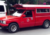 Use Truck New How to Use Red Truck Chiang Mai songthaews Taxi Tuk Tuk