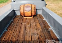 Use Truck New Truck Bed Storage I Think I Would Use A Steamer Trunk Instead Of A