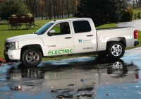 Use Truck New Via Motors to Use A123 Lithium Ion Cells In Electric Trucks