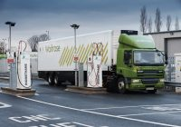 Use Truck Unique Supermarket First to Use Food Fuelled Trucks